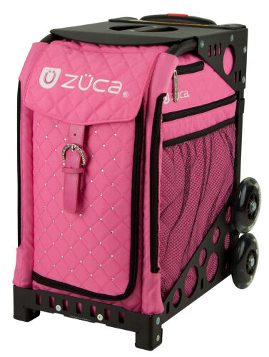 ZÜCA Insert Bag Pink Hot