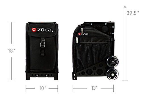 ZÜCA Insert Bag Space Bugs Limited Edition